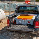 Mobilná nádrž na naftu DT-MOBIL 210 litrov, 12V PICK-UP
