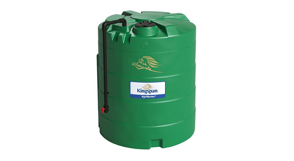 Agrimaster - dvojplášťová nádrž na DAM 9000 litrov