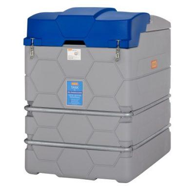 Nádrž na AdBlue - CUBE Basic 2500 litrov s ohrevom /aj do exteriéru/