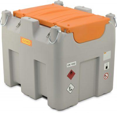 Mobilná nádrž na naftu DT-MOBIL 980 litrov, 12V MAX 85l/min