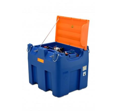 Mobilná nádrž na AdBlue /močovinu/ BLUE MOBIL 980 litrov - 12V