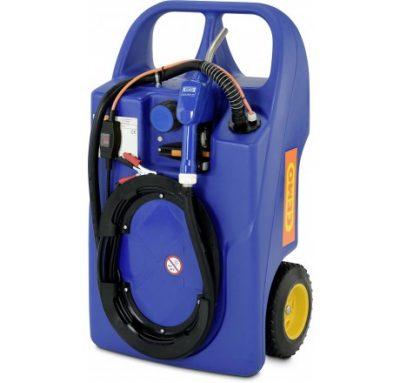 Mobilná nádrž na AdBlue 60 litrov– elektrické čerpadlo 12V
