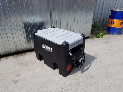 Mobilná nádrž na naftu 220 litrov, 230V