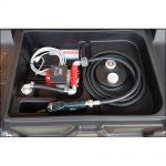 Mobilná nádrž na naftu 330 litrov, 230V