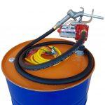 Výdajná zostava na sudy FillRite® MANUAL -12V, 30l/min
