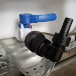 IBC adaptér na spodný ventil