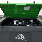Plastová dvojplášťová nádrž na naftu FM 2300 litrov