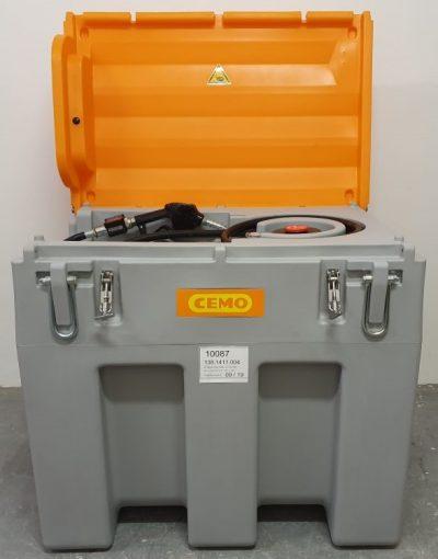 Mobilná nádrž na naftu DT-MOBIL 600 litrov, 12V