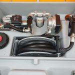 Mobilná nádrž na naftu DT-MOBIL 980 litrov, 12V/24V PREMIUM / NAVÍJAČ