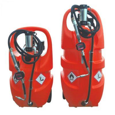 Mobilná nádrž na olej 110L – el.čerpadlo 12V