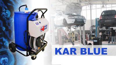 Prepravný vozík s čerpadlom a prietokomerom AdBlue