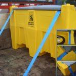 Kombinovaná nádrž na naftu a AdBlue 400/50 L, 230V