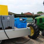 Mobilná nádrž na AdBlue 220 litrov, 24V