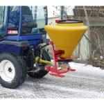 Posypový vozík závesný SA130 pre veľké plochy