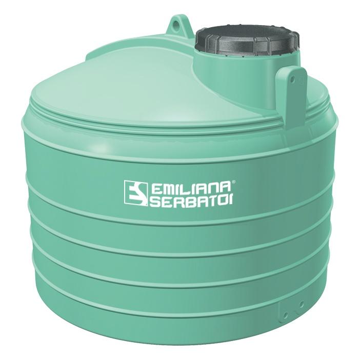 Polyetylénová nádrž na vodu 2000 litrov -stojatá model PAN