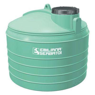 Polyetylénová nádrž na vodu 5000 litrov -stojatá model PAN