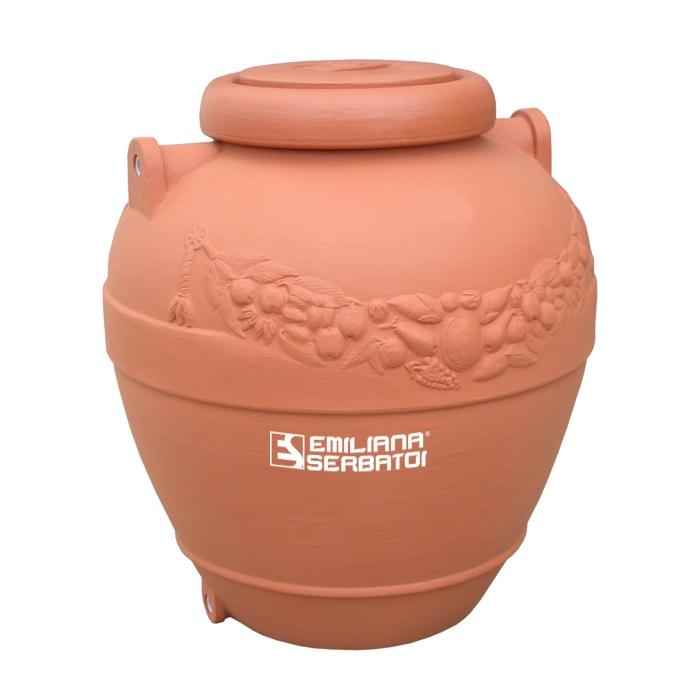 Dekoratívna nádrž na vodu 200 litrov