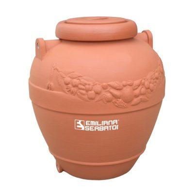 Dekoratívna nádrž na vodu 1000 litrov