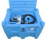 Mobilná nádrž na AdBlue 440 litrov, 24V