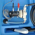 Mobilná nádrž na AdBlue 440 litrov, 12V