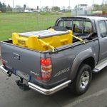 Mobilná nádrž na naftu 330 litrov, 12V