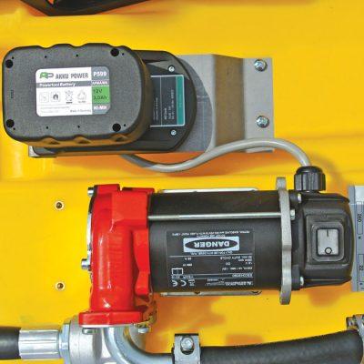 BATERY KIT pre mobilné nádrže 220, 330, 440 litrov