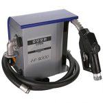 Výdajná zostava na naftu AF3000 80l/min - 230V