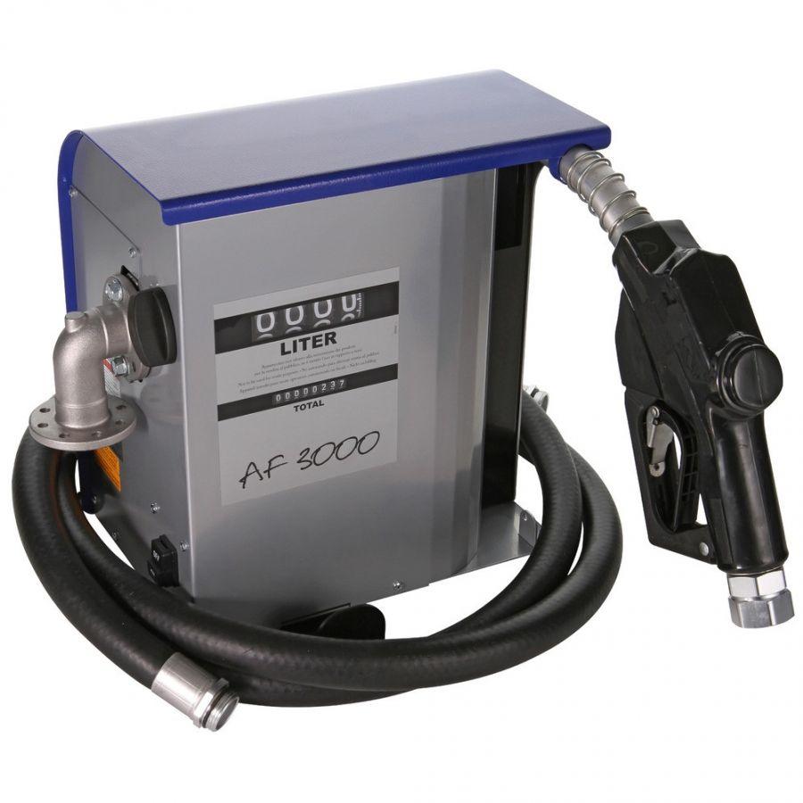 Výdajná zostava na naftu AF3000 60l/min - 230V