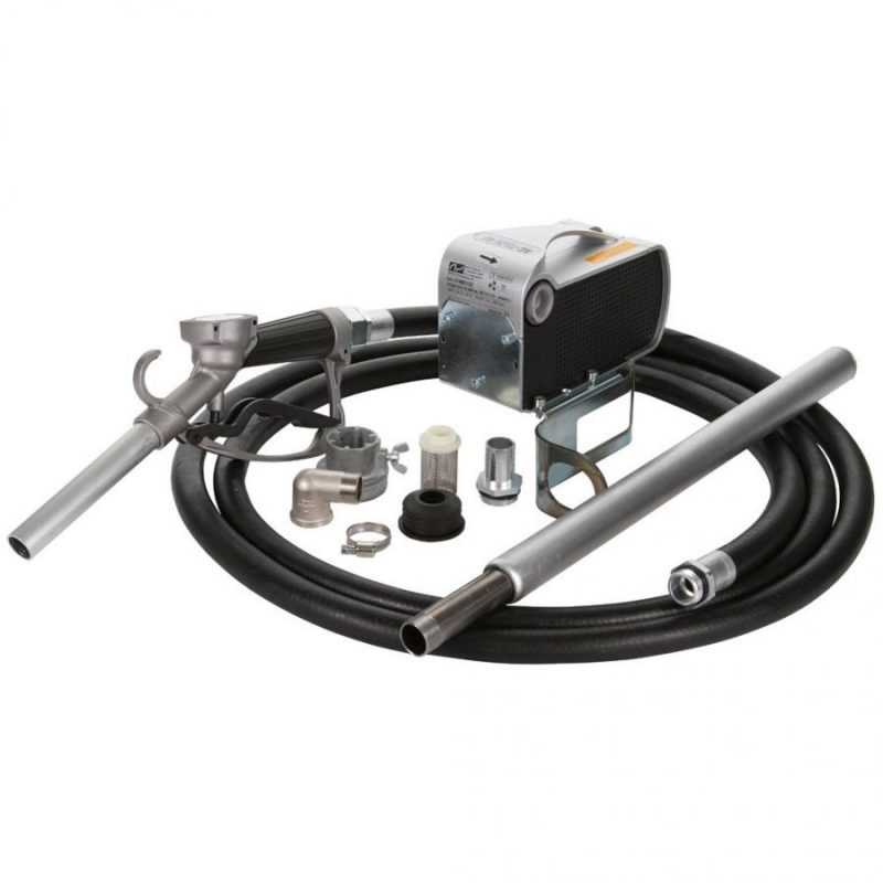 Čerpacia zostava sudová DRUM TECH 40 l/min-12V bez merača