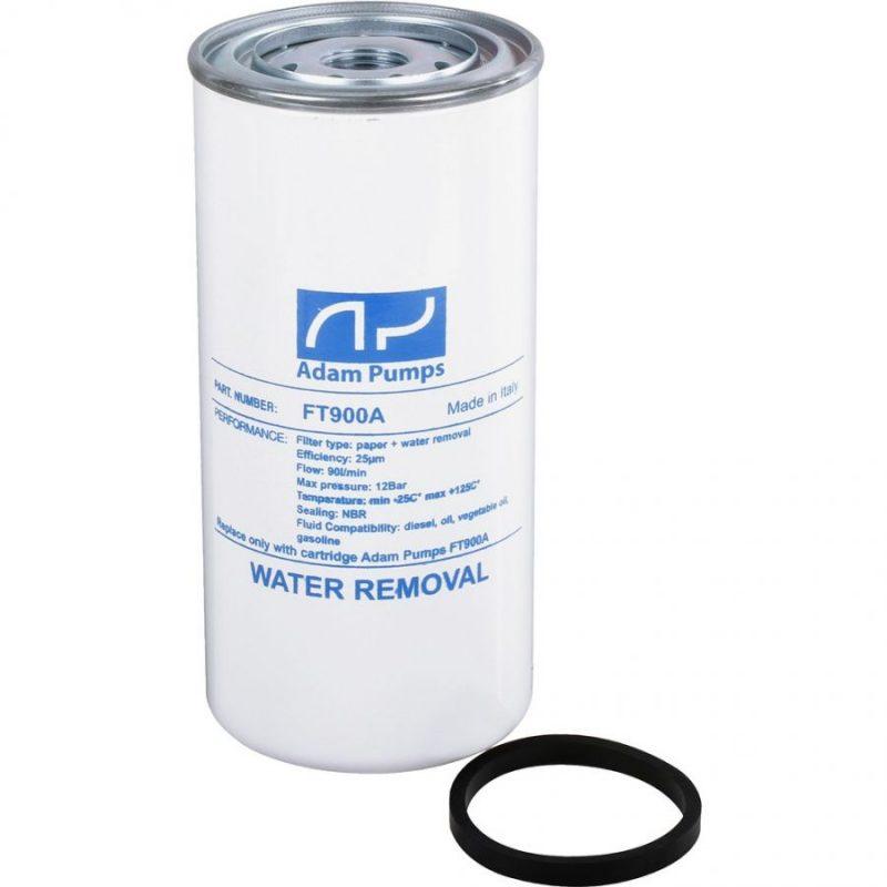 Náhradná kartuša filtra s vodným separátorom 25Mic- 60l/min