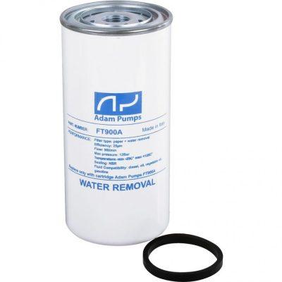 Náhradná kartuša filtra s vodným separátorom 25Mic-100l/min