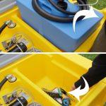 Kombinovaná nádrž na naftu a AdBlue 400/50 L, 12V