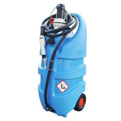 Mobilná nádrž na AdBlue 110 litrov- el.čerpadlo 12V