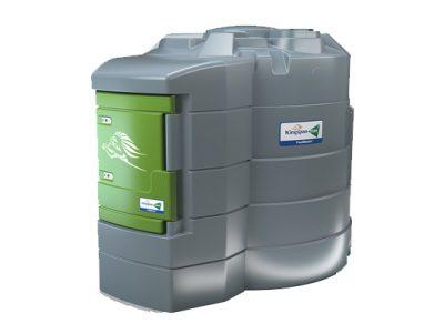 Dvojplášťová plastová nádrž na naftu FuelMaster® 5000 l