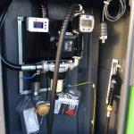 Dvojplášťová plastová nádrž na naftu FuelMaster® 5000 l TOP