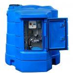 Dvojplášťová nádrž na AdBlue - BlueMaster 9000 litrov Terminál