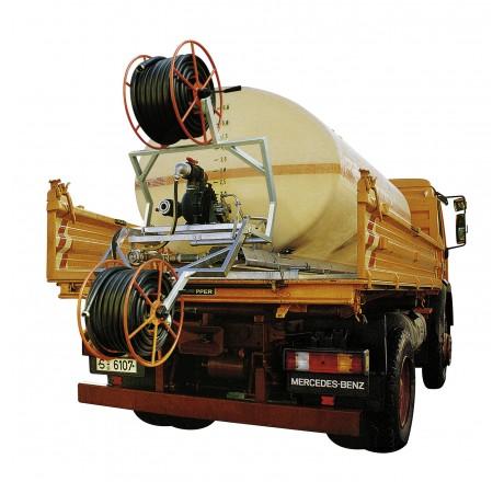 Mobilný zavlažovací systém BWS 500 - objem 1000-6000 litrov