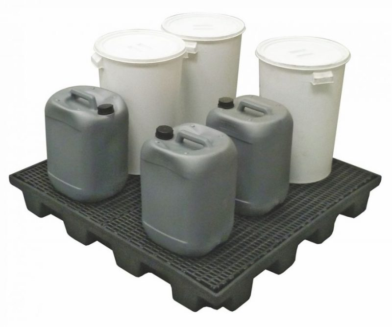 Skladovacia polyethylénová plošina 120 litrov