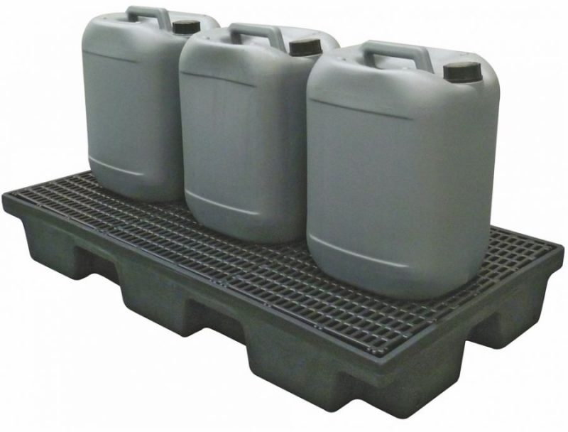 Skladovacia polyethylénová plošina 80 litrov
