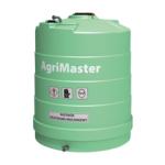 "Agrimaster - jednoplášťová nádrž na DAM 9000 litrov, 2"" spodné výpustné hrdlo"