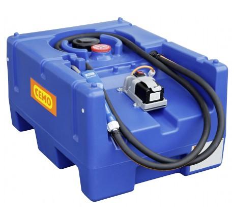 Mobilná nádrž na AdBlue /močovinu/ BLUE MOBIL 125 l ,12V - BATERY