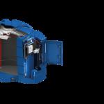 Dvojplášťová nádrž na AdBlue - BlueMaster systém TMS 9000 litrov , navíjač
