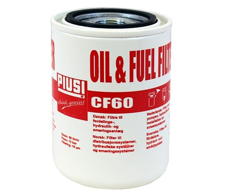 Náhradná kartuša filtra C60