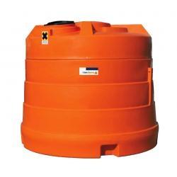Dvojplášťová nádrž na chemikálie 5000 litrov