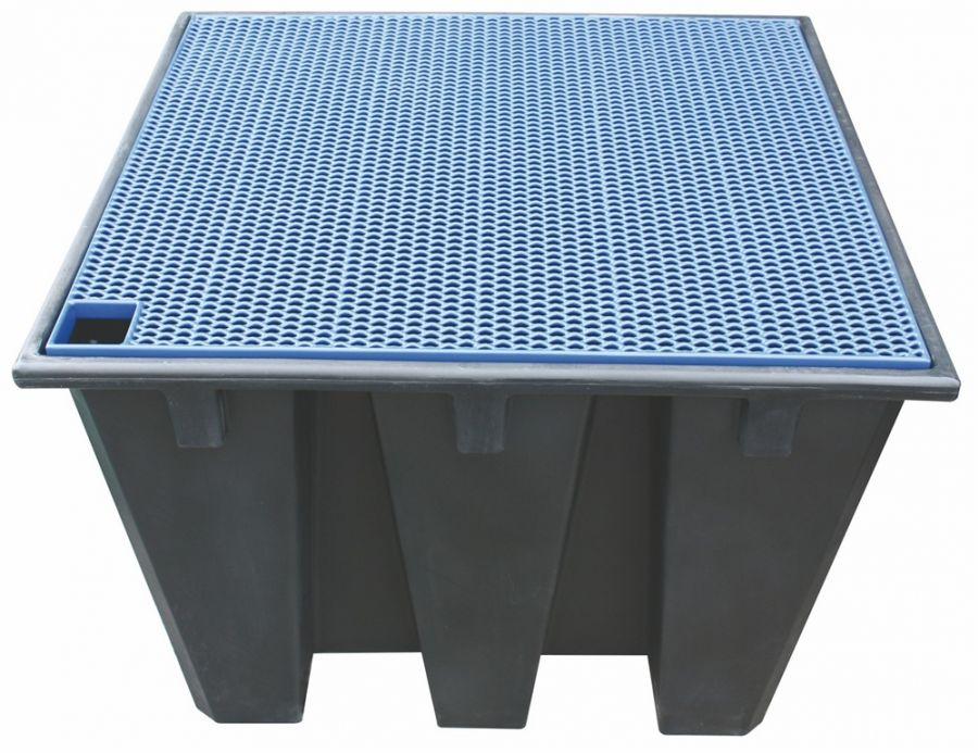 Záchytná vaňa z polyetylenu VPF1 - 1100 litrov