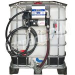 Nádrž IBC 1000 litr. + výdajná zostava WALLTECH 85l/min - 12V