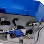 Nádrž na AdBlue - CUBE Basic 1500 litrov s ohrevom /aj do exteriéru/