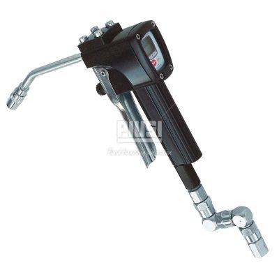 Výdajná pištoľ s prietokomerom na mazacie tuky GREASTER