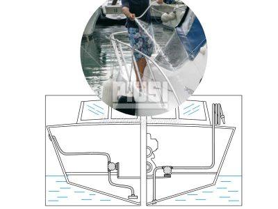 Čerpadlo na vodu AMALFI 5 / 230V