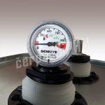 Dvojplášťová nádrž 1000 litrov + výdajná zostava Panther DIGITAL 72l/min -230V